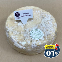 fromage tomme roches marion jeannette ain