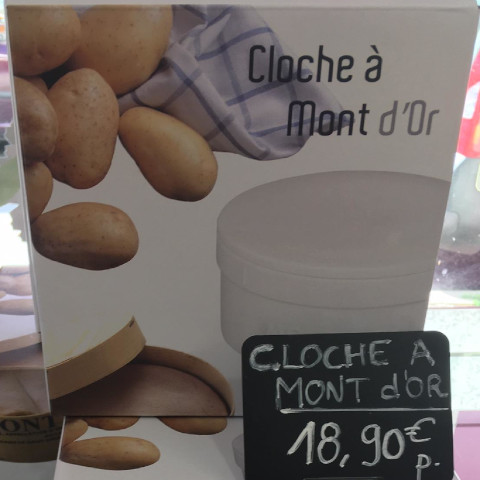 plat cloche mont or fromage marion jeannette artiste