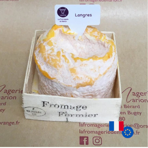 fromage langre marion jeannette ain