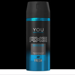 deodorant masculin spray axe refreshed ain jeannette Destock frais
